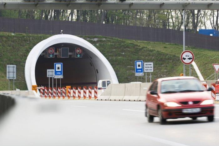Ilustračný obrázok k článku Uzávierka tunela Sitina