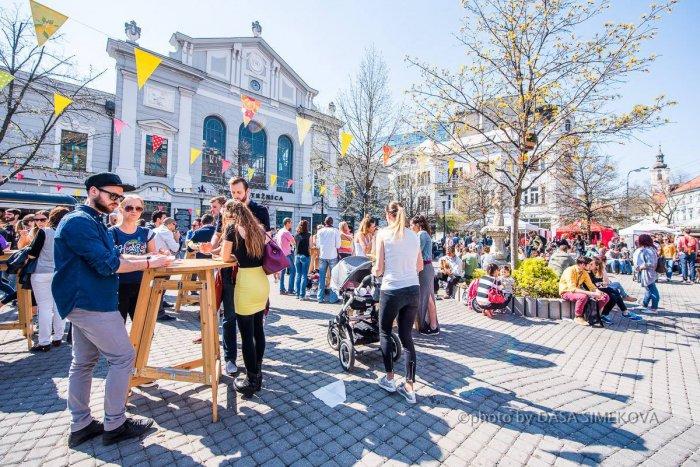 Ilustračný obrázok k článku Desiaty Street Food Park bude sprevádzať Salón piva