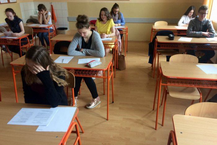 Ilustračný obrázok k článku Prijímačky na stredné školy: Systém je nespravodlivý, tvrdí riaditeľ gymnázia
