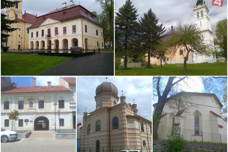 Ilustračný obrázok k článku FOTO: V Brezne máme hotové klenoty. 5 budov, ktoré doslova dýchajú históriou