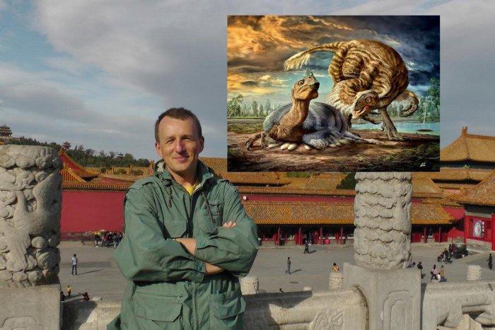 Ilustračný obrázok k článku Rodeného Humenčana zavolali do Číny: Pomohol odhaliť tajomstvo malého draka!