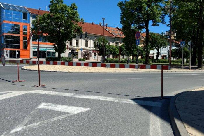 Ilustračný obrázok k článku Šoféri, zbystrite pozornosť: V Spišskej bude treba rátať s dopravnými obmedzeniami