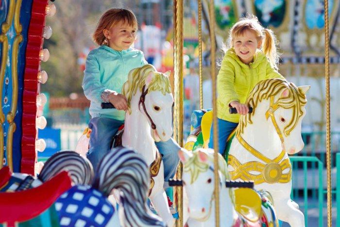 Ilustračný obrázok k článku Oslavujte Deň detí 4 dni. V bratislavskom Borylande autodrom i Miro Jaroš