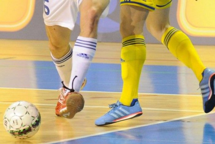 Ilustračný obrázok k článku Lučeneckých futsalistov čaká ťažký oriešok: V Lige majstrov sa stretnú s ruským šampiónom