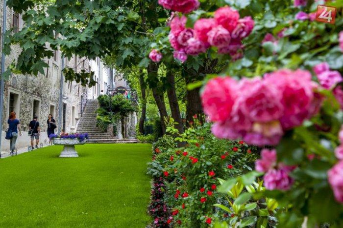 Ilustračný obrázok k článku Víkend otvorených parkov a záhrad je za dverami. Brány otvoria aj bežne nedostupné priestory