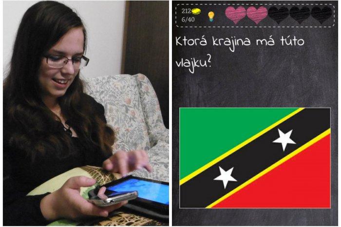 Ilustračný obrázok k článku Učenie geografie hrou: Študentka Univerzity Komenského vymyslela zaujímavú aplikáciu