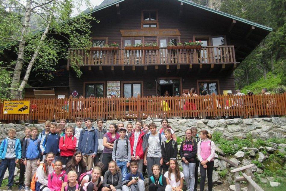 Ilustračný obrázok k článku FOTO: Tatry zažili revúcku výpravu. Čo všetko zažili školáci v našich veľhorách?
