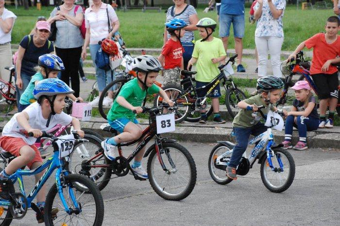 Ilustračný obrázok k článku Malí veľkí cyklisti v Parku Družba