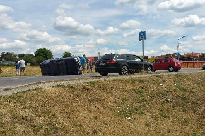 Ilustračný obrázok k článku FOTO: Nehoda 3 áut na ulici vo Zvolene. Z miesta hlásia zranenie