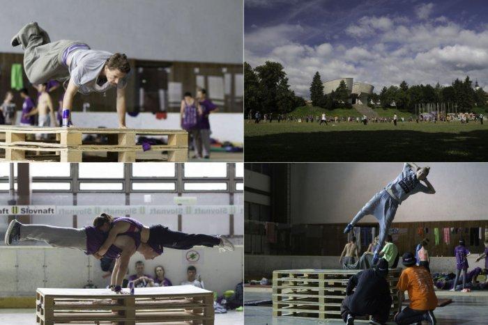 Ilustračný obrázok k článku FOTO: V Bystrici sa bude bojovať s gravitáciou. Zažite parkour na vlastnej koži
