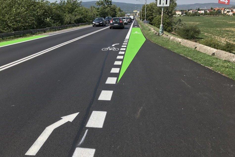 Ilustračný obrázok k článku V Bratislave pribudla nová cyklotrasa. Otvorili ju vo Vajnoroch Pri starom letisku