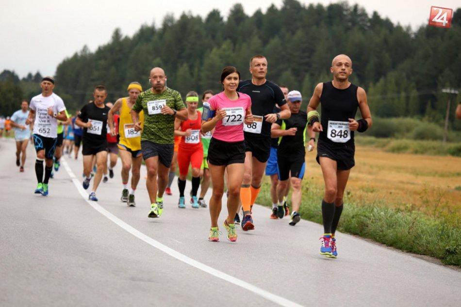 Ilustračný obrázok k článku Pripravte sa na Rajecký maratón: Parádny program i obchádzka na ceste