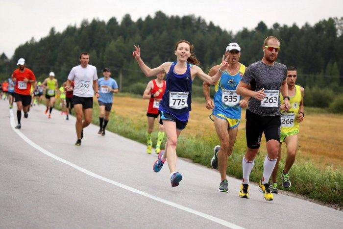 Ilustračný obrázok k článku Rajecký maratón pozná svojich víťazov: FOTO z výnimočného ročníka