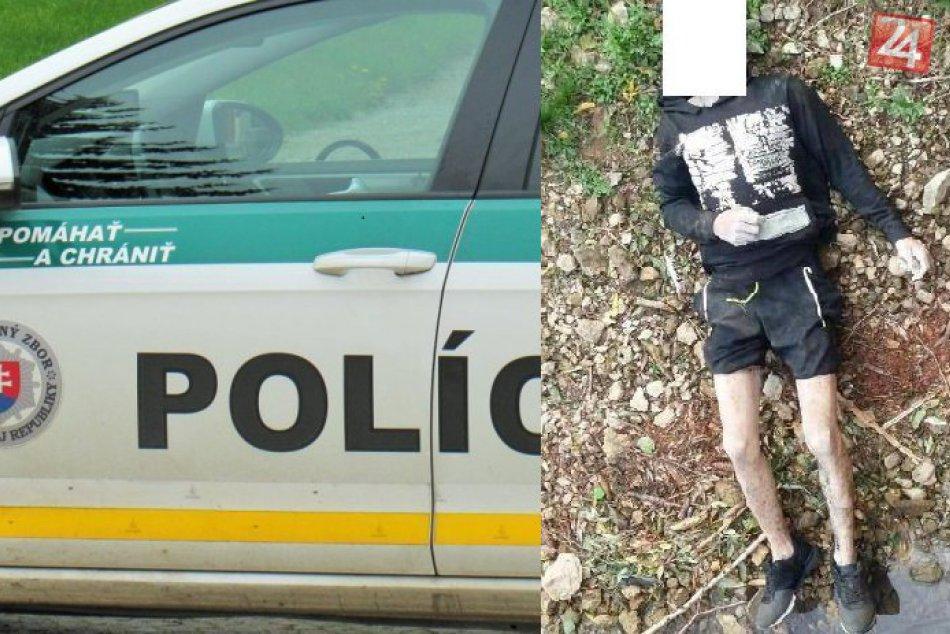 Ilustračný obrázok k článku FOTO: Hrozný objav v Krpáčove. Na hladine jazera našli mŕtvolu mladého muža