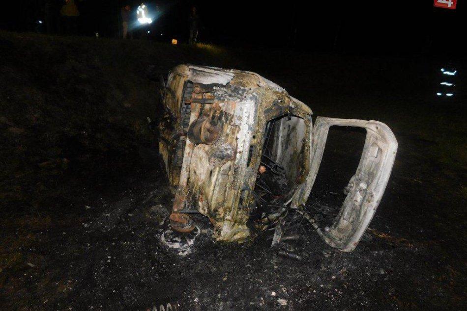 Ilustračný obrázok k článku FOTO: Vo Zvolene došlo k tragédii. Pri nehode uhorel mladý spolujazdec