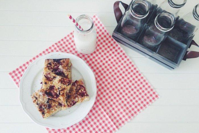Ilustračný obrázok k článku Redakcia radí: Slivkový koláč s posýpkou ako od babičky