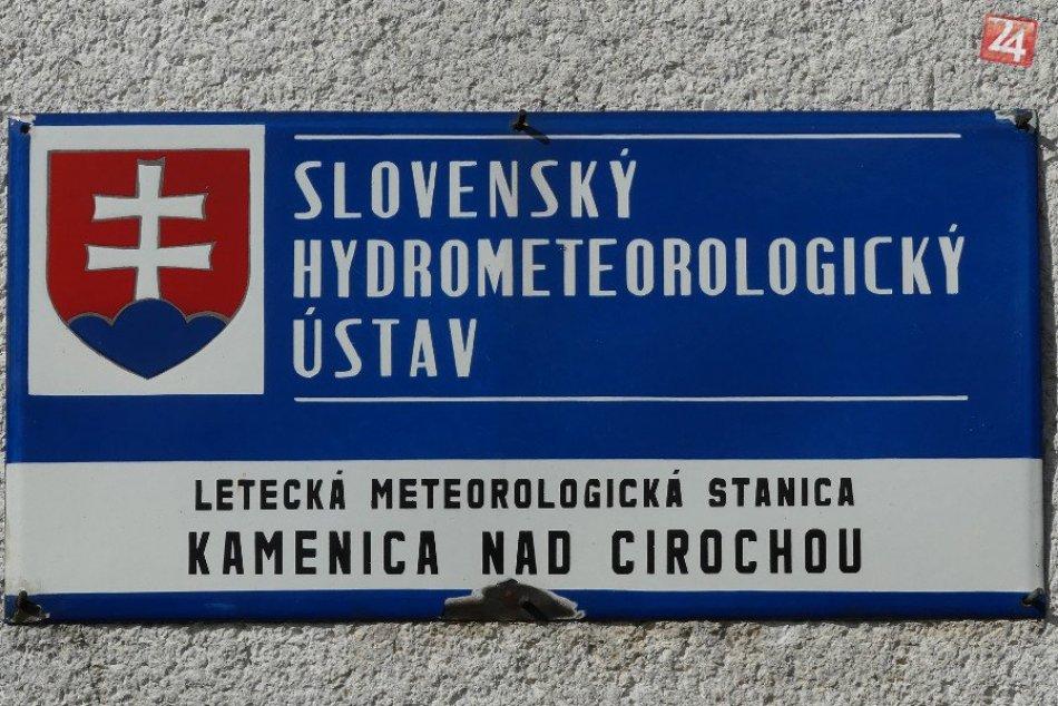 Ilustračný obrázok k článku V Kamenici nad Cirochou zaznamenali meteorológovia rekordne nízku teplotu!