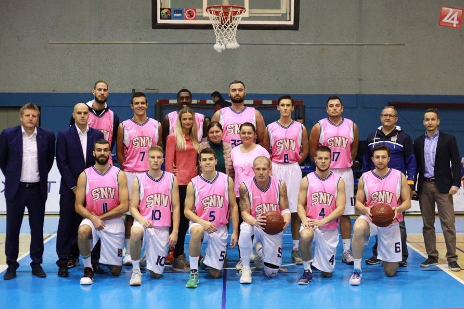 Ilustračný obrázok k článku Pekné gesto novoveských basketbalistov: Osud iných im nie je ľahostajný, FOTO