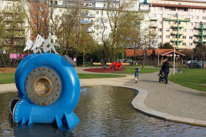 Ilustračný obrázok k článku OBRAZOM: Petržalku oživí ďalší zelený park. Otvorili ho na Bosákovej