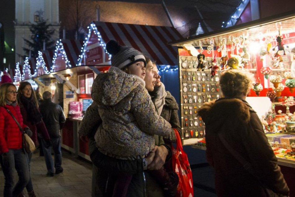 Ilustračný obrázok k článku Bratislavské vianočné trhy zaradil prestížny britský denník medzi TOP trhy v Európe
