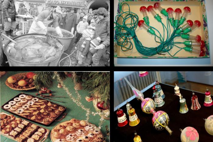 Ilustračný obrázok k článku RETRO: Prežili legendárne hríbiky, rozprávky a originálne vianočné ozdoby