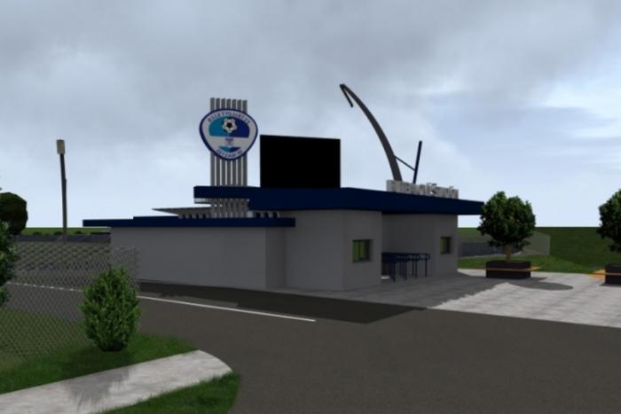 Ilustračný obrázok k článku V pláne je ďalšia obnova futbalového štadióna v Spišskej: Pozrite si predbežné vizualizácie