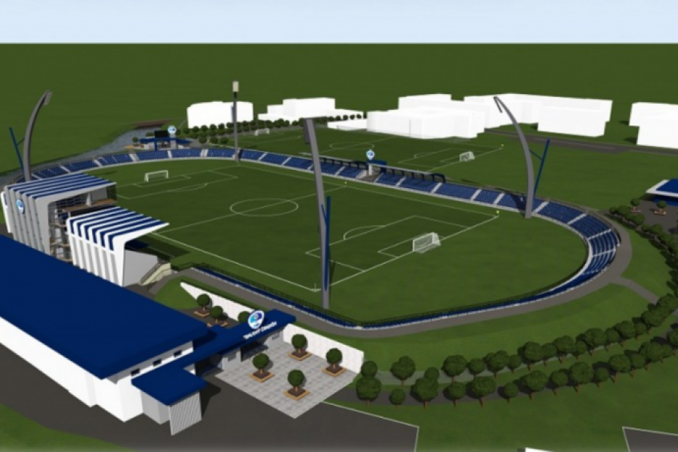 Ilustračný obrázok k článku Rozhodnuté: Kolaudácia štadióna v Spišskej Novej Vsi je odložená