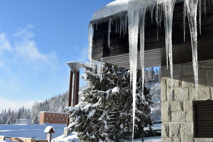 Ilustračný obrázok k článku Teploty na Slovensku výrazne poklesnú: Miestami bude aj -20 stupňov Celzia