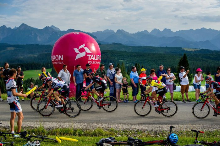 Ilustračný obrázok k článku Prečo Poprad prišiel o cyklistickú World Tour Okolo Poľska? Lebo peniaze!
