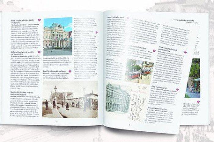 Ilustračný obrázok k článku Kniha Rekordy Bratislavy predstavuje mesto netradičným spôsobom