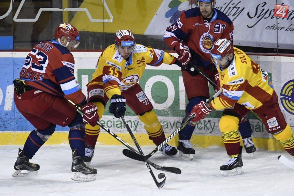 Ilustračný obrázok k článku Zvolenskí hokejisti v semifinále proti Trenčanom. Pozrite si rozpis zápasov