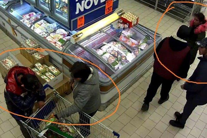 Ilustračný obrázok k článku Krádež v liptovskom obchode za vyše 400 eur: Policajti zverejnili tieto FOTO!