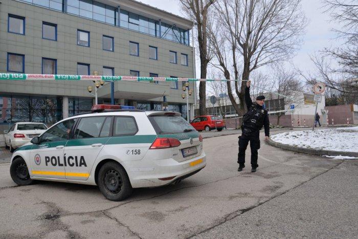 Ilustračný obrázok k článku Mimoriadna správa: V Bratislave evakuovali budovy súdov