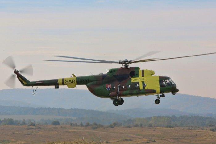 Ilustračný obrázok k článku Minister obrany pre vrtuľníky podáva trestné oznámenie za šírenie poplašnej správy