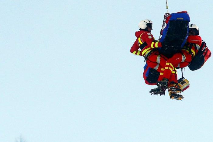 Ilustračný obrázok k článku Záchranári v akcii: V Ružomberku pomáhali zranenému cyklistovi