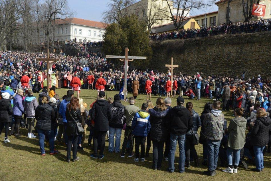Ilustračný obrázok k článku Ako to bude so Živou krížovou cestou v centre Prešova?
