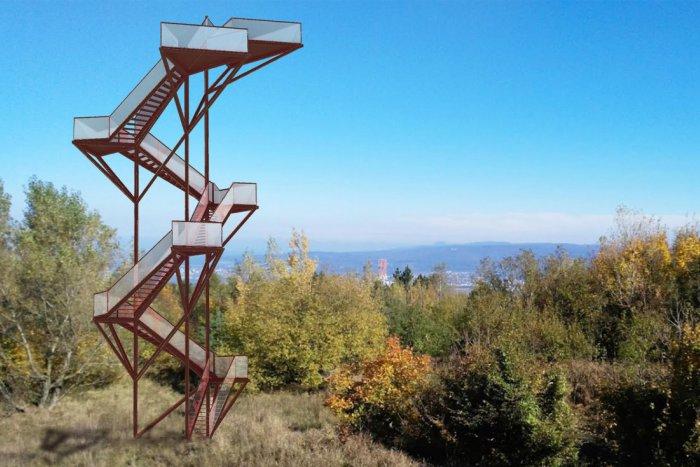 Ilustračný obrázok k článku Vyhliadková veža na Devínskej Kobyle čaká na právoplatnosť povolenia