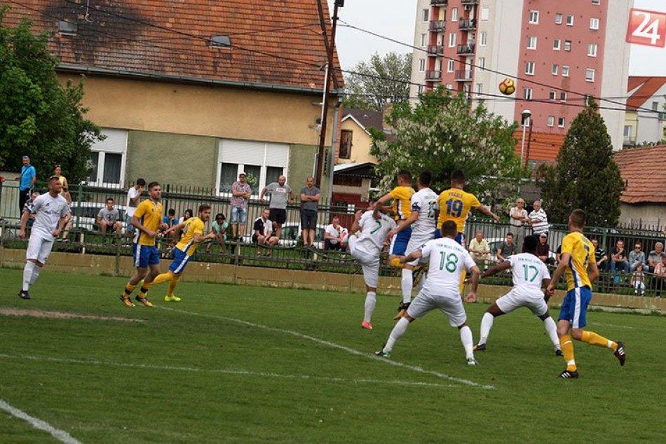 Ilustračný obrázok k článku Novozámčania proti favoritovi bez gólu: Tri body putovali na Považie
