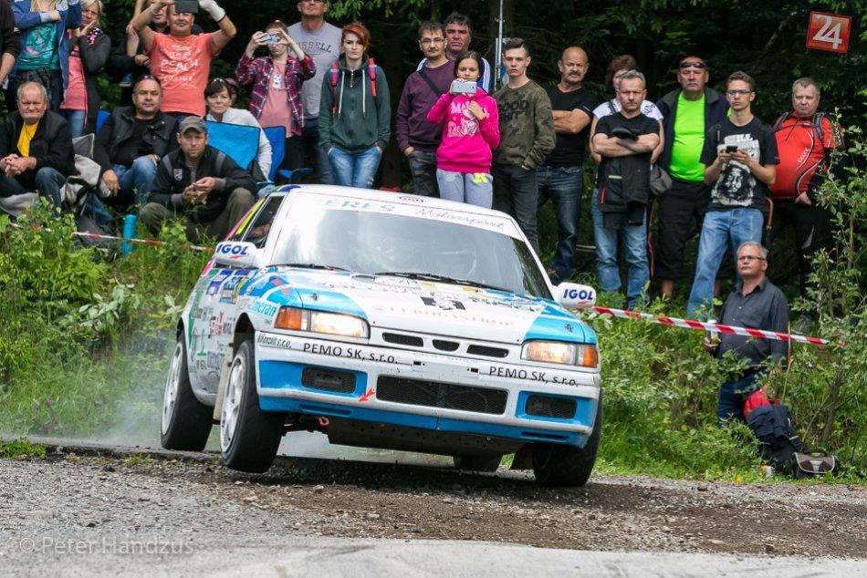 Ilustračný obrázok k článku Aby ste mali z pretekov zážitok: Toto sú divácke miesta na Rallye Tatry