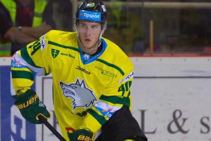 Ilustračný obrázok k článku Žiarsky hokejový talent: Meliško (22) mieri do najvyššej francúzskej súťaže