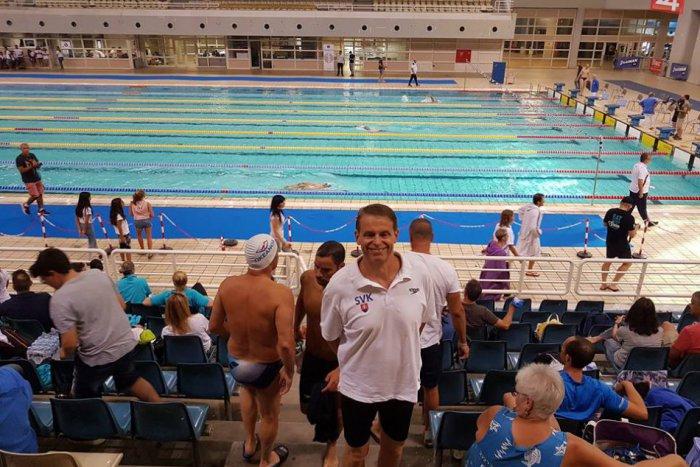 Ilustračný obrázok k článku Úspechy bratislavských plavcov v olympijskom bazéne