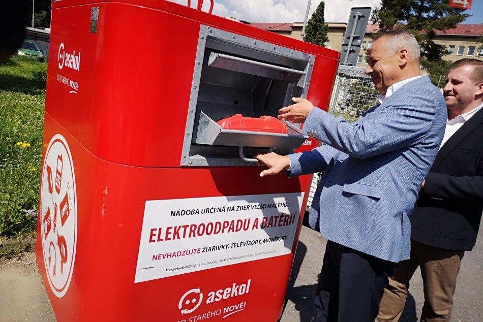 Ilustračný obrázok k článku Podnety Bystričanov boli vypočuté: Kde všade pribudli špeciálne kontajnery? FOTO