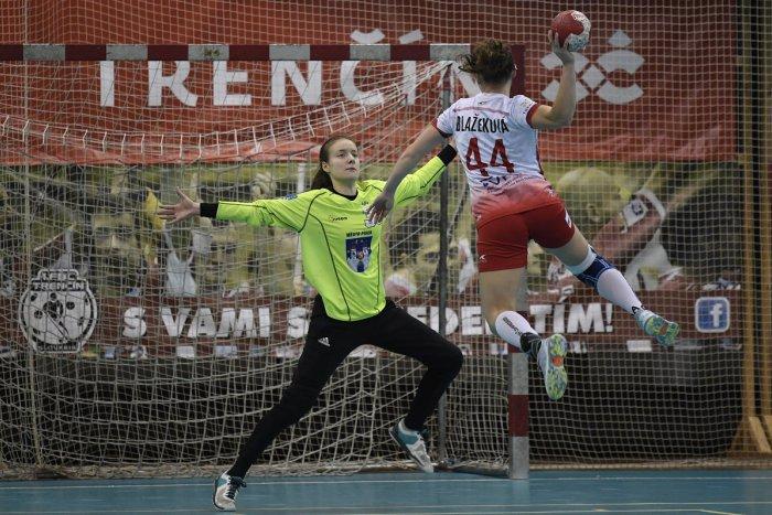 Ilustračný obrázok k článku Hádzanárky HK AS Trenčín končia v MOL lige: Klub má už iné priority