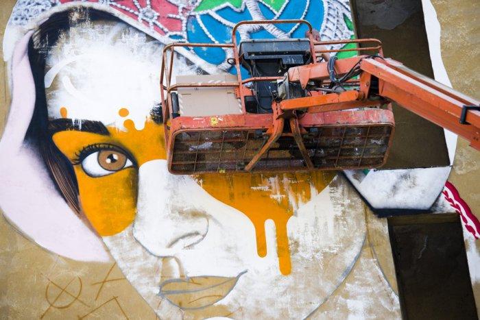 Ilustračný obrázok k článku Centrum Bratislavy opäť ožije Street Art Festivalom. Umelci obsadia aj Jakubovo námestie