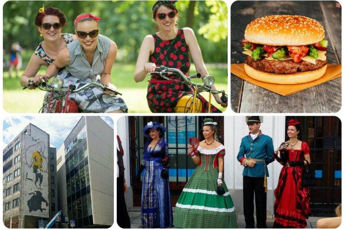 Ilustračný obrázok k článku Kam v Bratislave zadarmo: Cestovanie časom, pouličný festival v centre mesta aj skvelý dobový piknik