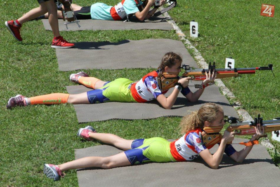 Ilustračný obrázok k článku Slovenský biatlon sa onedlho presťahuje do Revúcej. O medaily zabojujú aj domáci pretekári