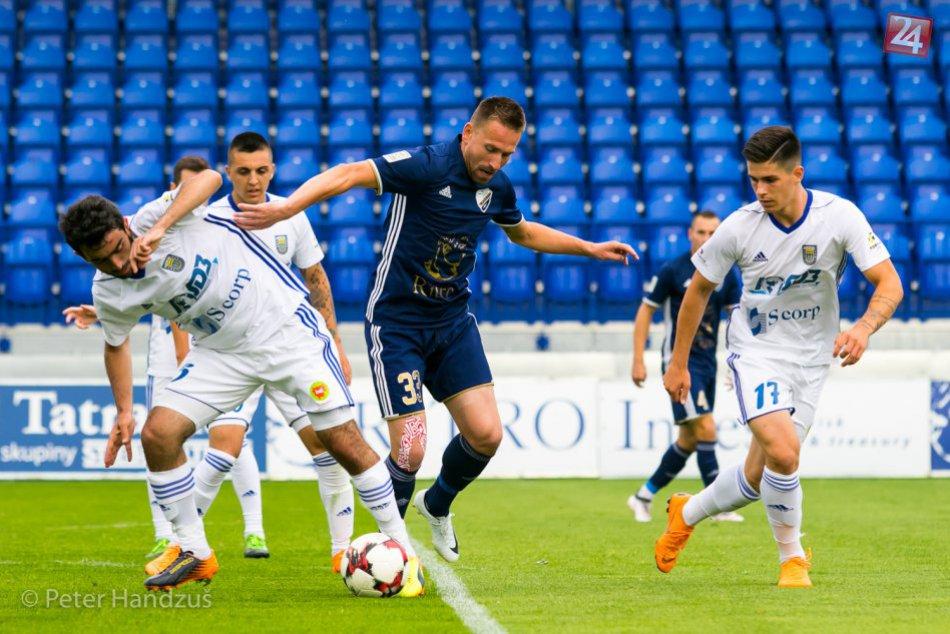 Ilustračný obrázok k článku FK Poprad v príprave: Po výhre nad Niecieczou remíza s Michalovcami