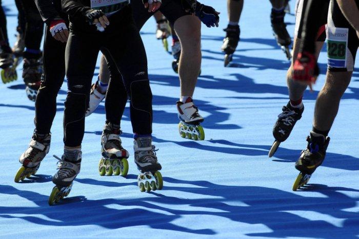 Ilustračný obrázok k článku V Spišskej sa uskutočnia Majstrovstvá Slovenska: V slalome na kolieskových korčuliach!
