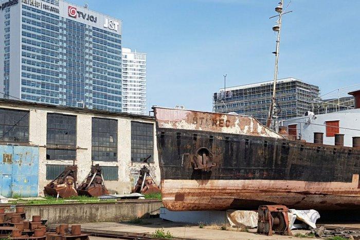 Ilustračný obrázok k článku Aká je budúcnosť zimného prístavu? Lokalita môže byť výstavnou časťou Bratislavy