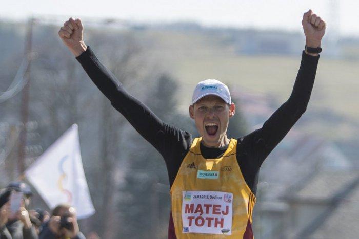 Ilustračný obrázok k článku Bežecký sviatok sa blíži: Lákadlom Rajeckého maratónu aj Matej Tóth